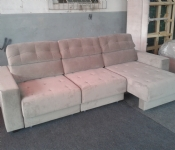 sofa retratil reclinavel